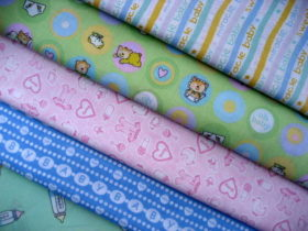 Crib and Mat Sheets