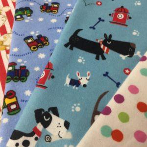 Flannel Blankets