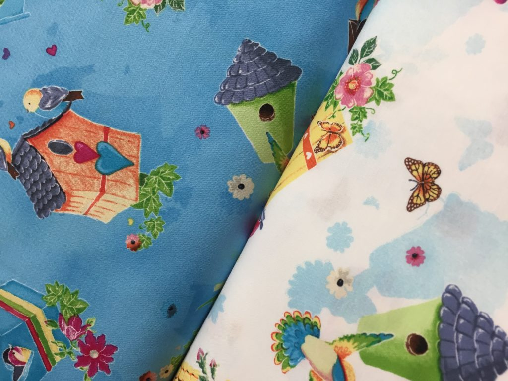 Rs Birdhouses Ready To Ship Cot Sheets Universal